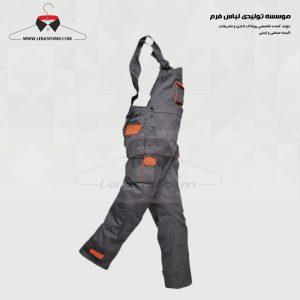 لباس کار دوبنده DBD001