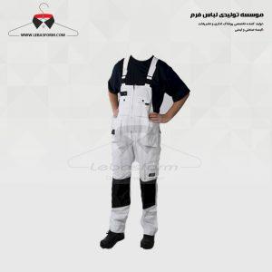 لباس کار دوبنده DBD008