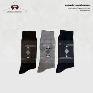 جوراب تبلیغاتی GR001