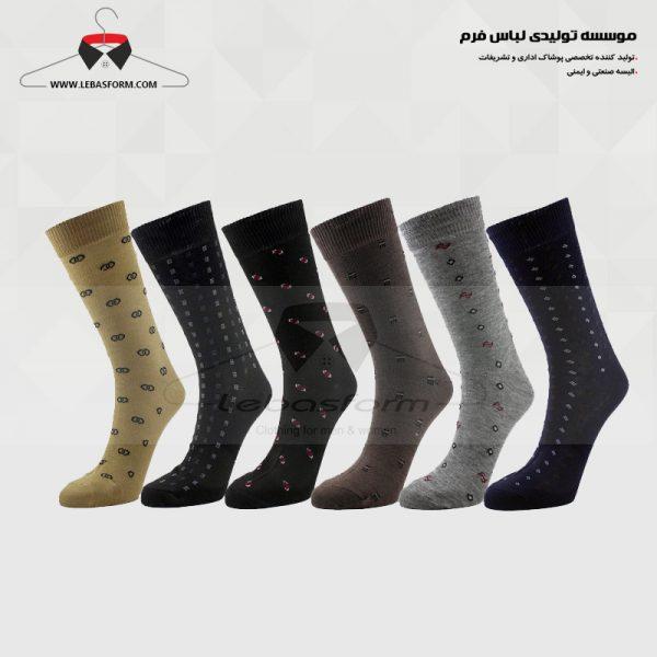 جوراب تبلیغاتی GR006