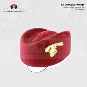 کلاه مهمانداری KMH001