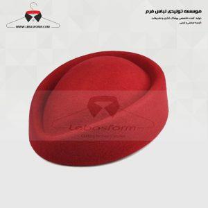 کلاه مهمانداری KMH008
