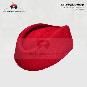 کلاه مهمانداری KMH012