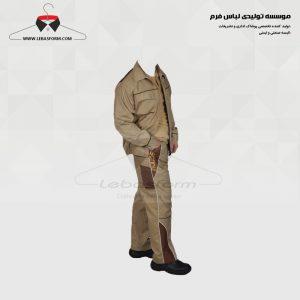 لباس کار KPS262