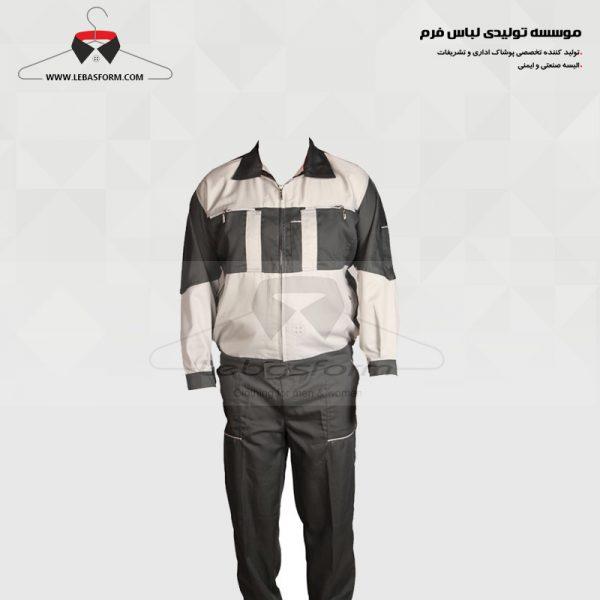 لباس کار KPS028