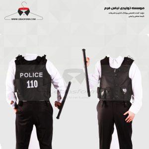 لباس نگهبانی و حراست NGH003