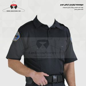 لباس نگهبانی و حراست NGH004