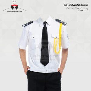 لباس نگهبانی و حراست NGH006