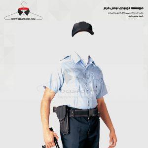 لباس نگهبانی و حراست NGH007