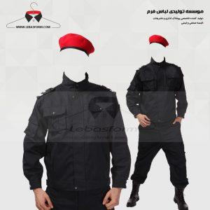 لباس نگهبانی و حراست NGH008