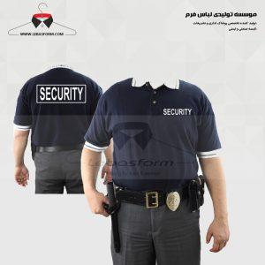 لباس نگهبانی و حراست NGH012