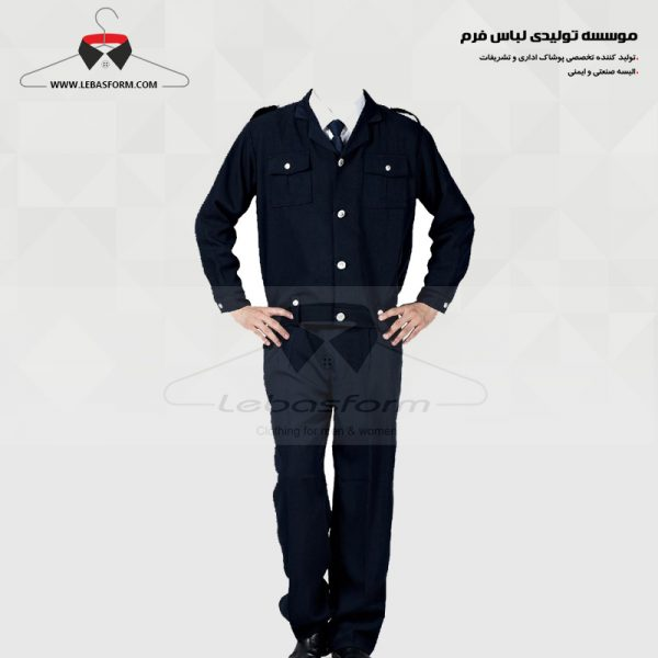لباس نگهبانی و حراست NGH017