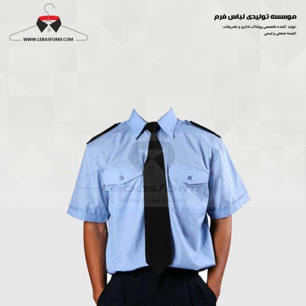 لباس نگهبانی و حراست NGH031