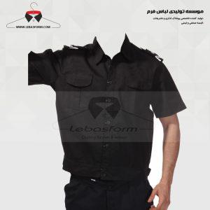لباس نگهبانی و حراست NGH088