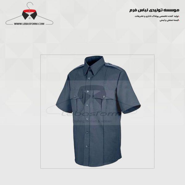 لباس نگهبانی و حراست NGH091