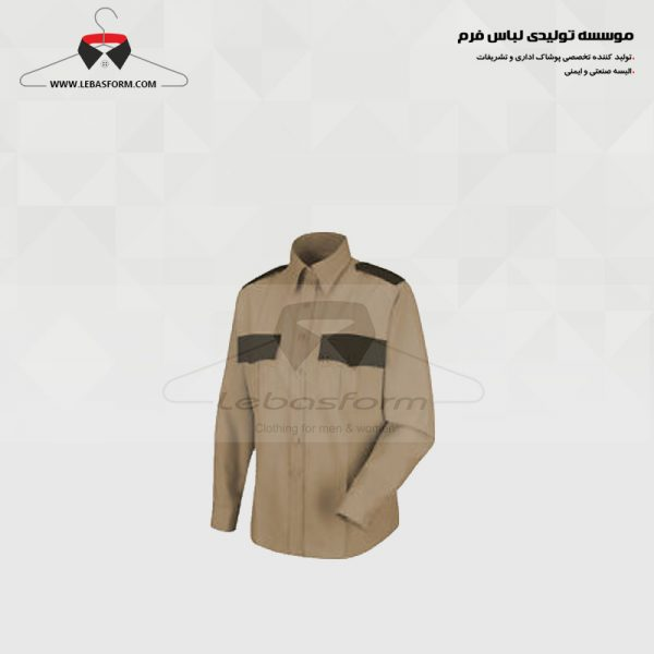 لباس نگهبانی و حراست NGH093