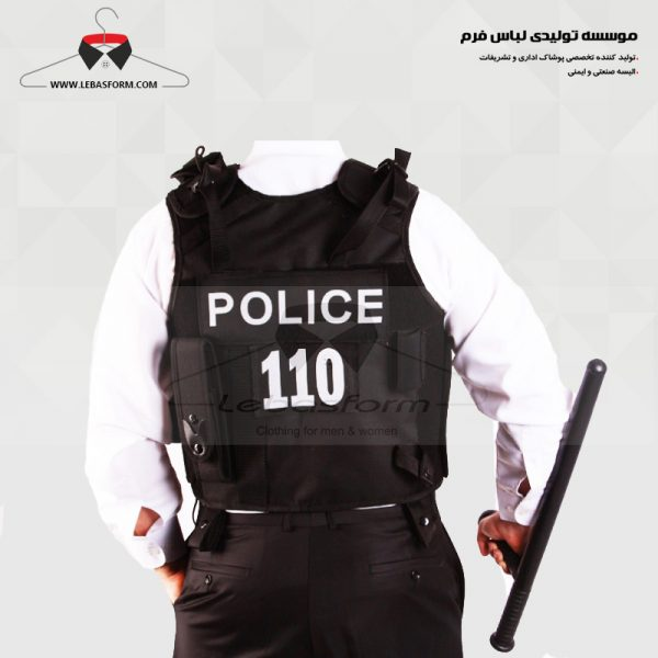 لباس نگهبانی و حراست NGH100