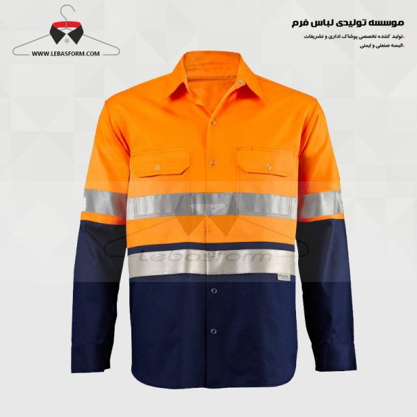 پیراهن فرم اداری PH127