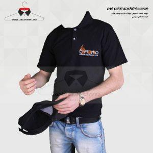 تی شرت تبلیغاتی TS018