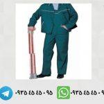 لباس کار جوشکاری لباس فرم